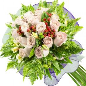 Caja de Rosas Amarillas 15 Rosas
