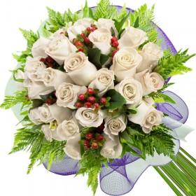 Caja de Rosas Amarillas 20 Rosas